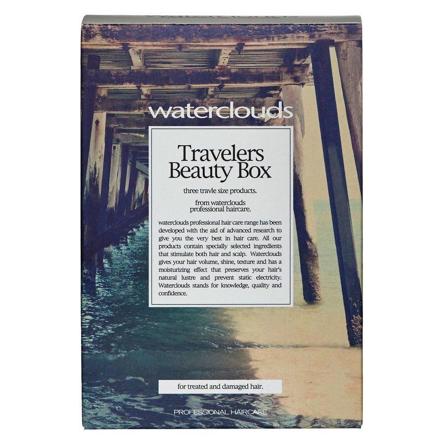 Waterclouds Travelers Beauty Box Repair 3 st