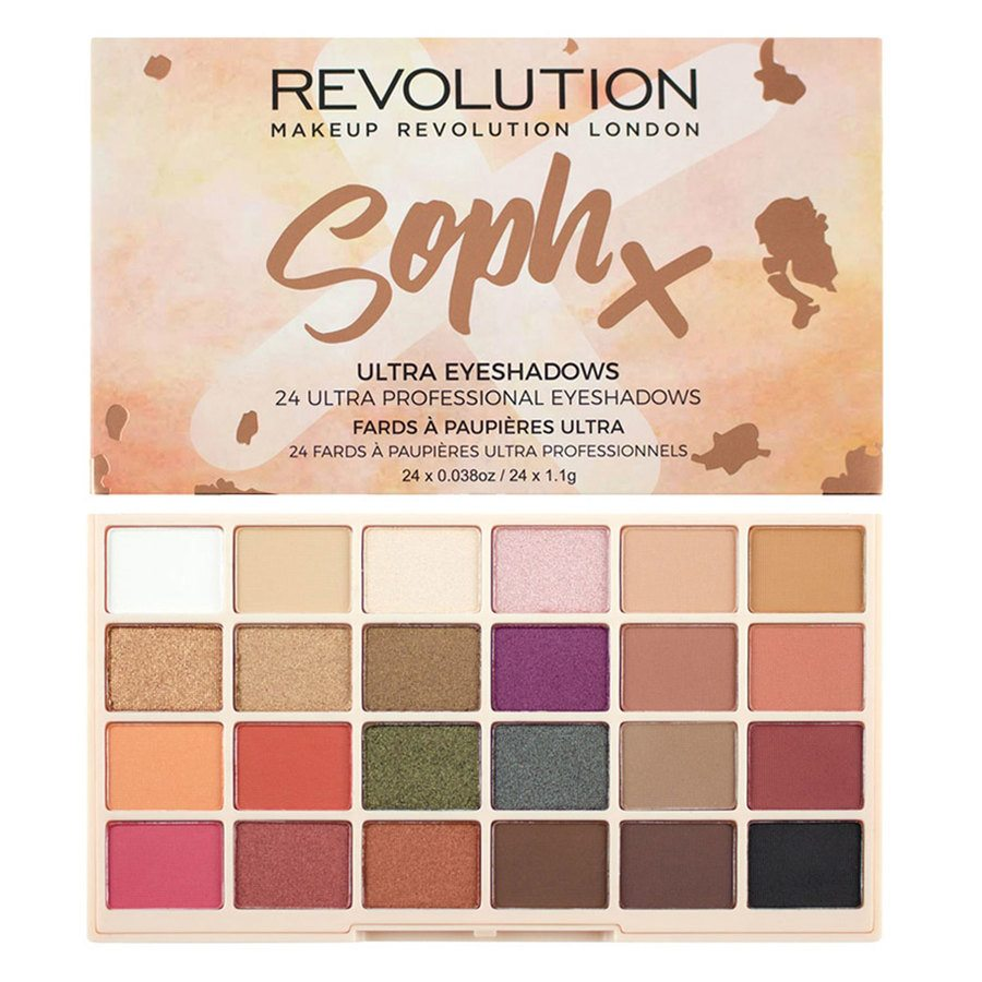 Makeup Revolution Soph Ultra 24 Eyeshadow Palette