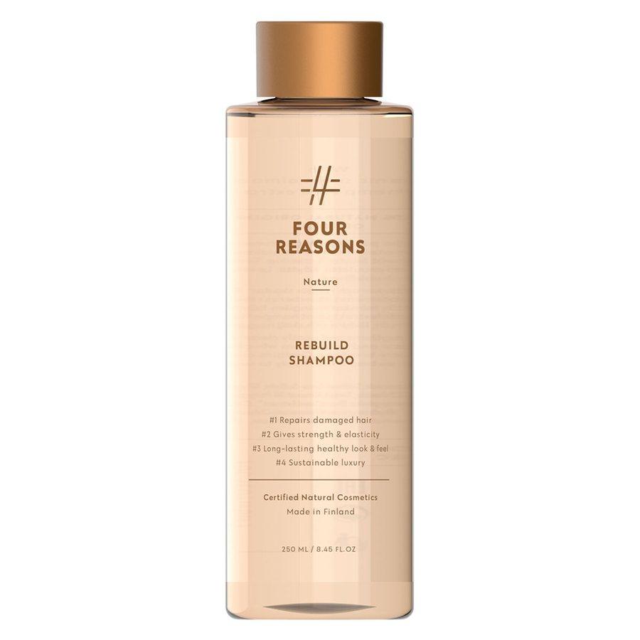 Four Reasons Nature Rebuild Shampoo 250 ml