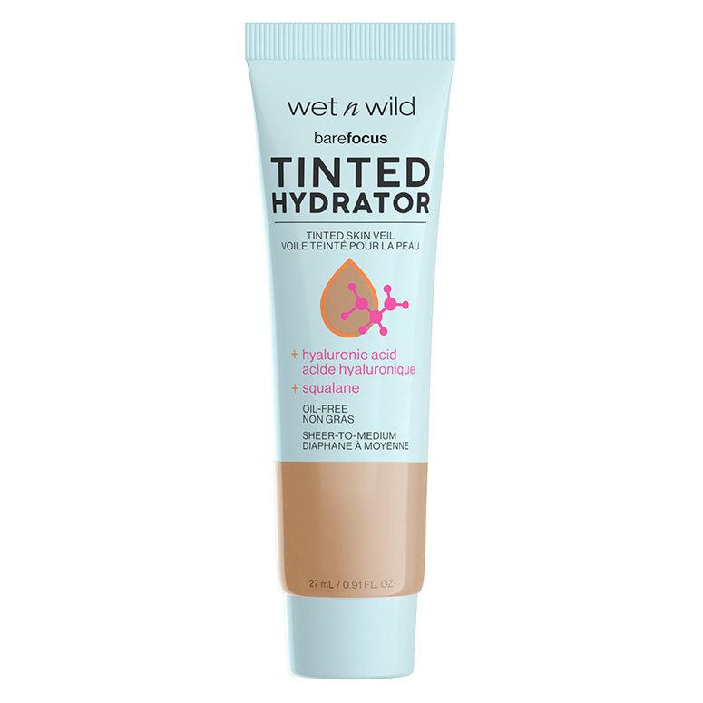 Wet 'n Wild Bare Focus Tinted Skin Perfector Medium Tan 27 ml