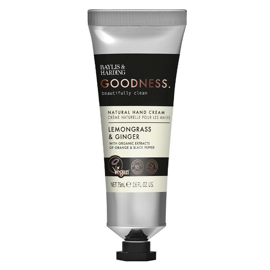 Baylis & Harding Goodness Lemongrass & Ginger Hand Cream 75 ml