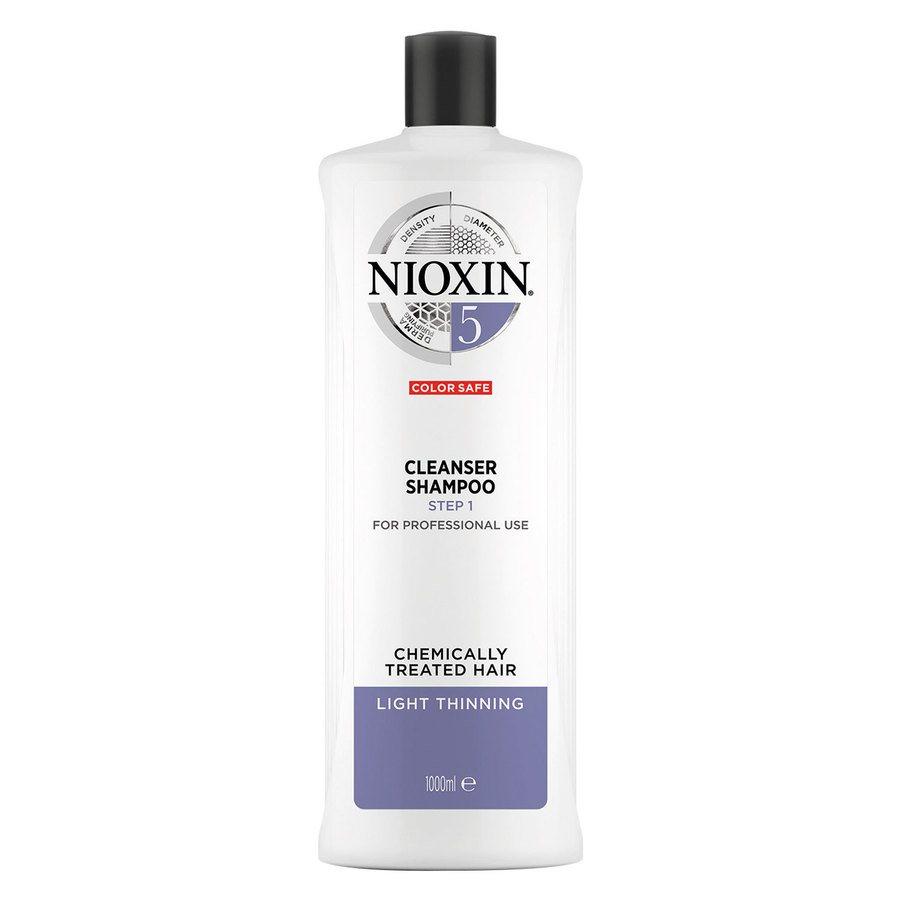 Nioxin System 5 Cleanser Shampoo 1000ml