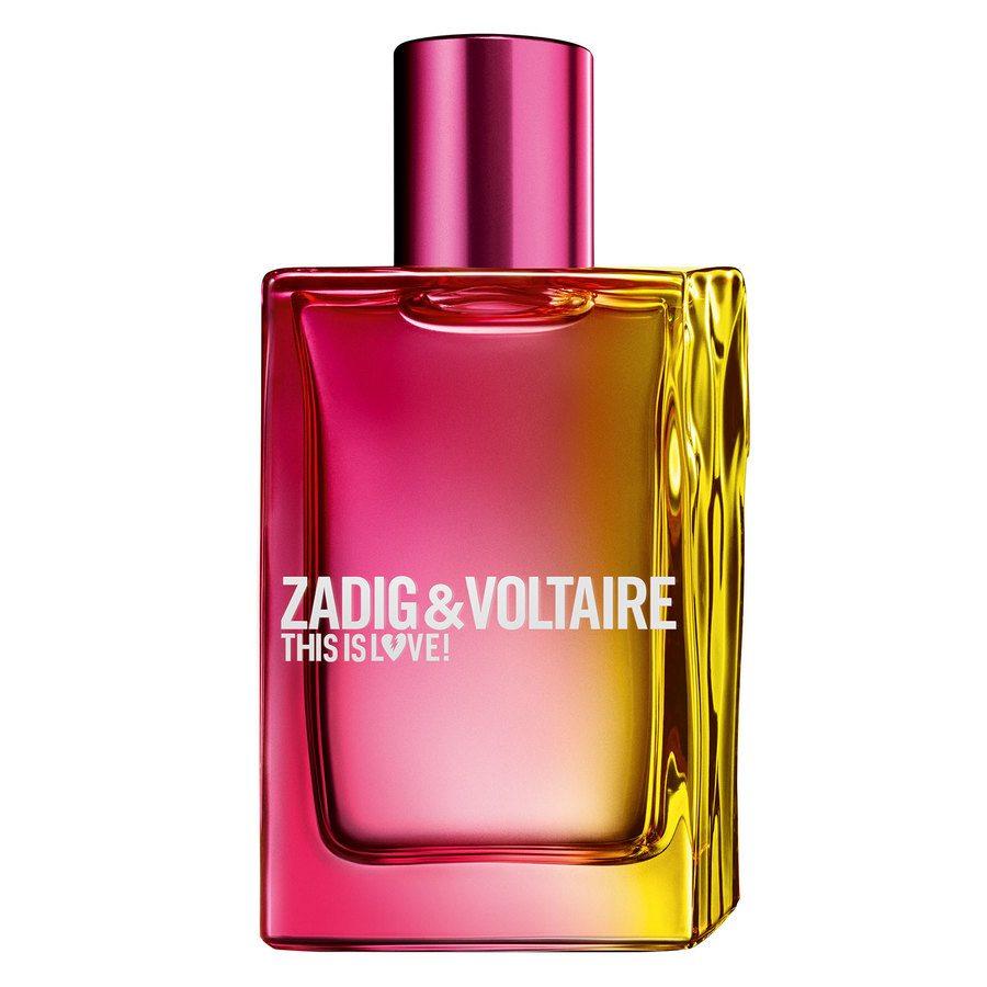 Zadig & Voltaire This Is Love Pour Elle Eau de Parfum 50 ml