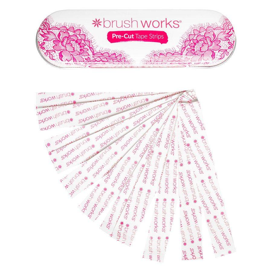 Brush Works Pre-Cut Dress Tape Strips - Tin