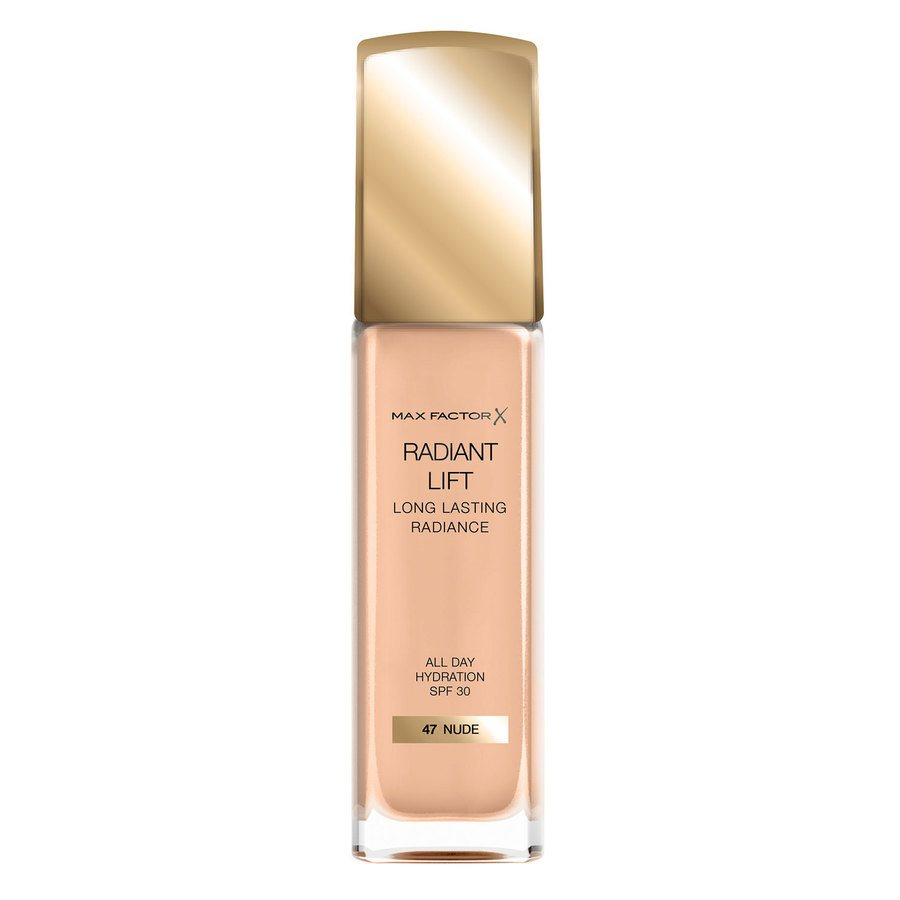 Max Factor Radiant Lift Foundation SPF30 #047 Nude 30 ml
