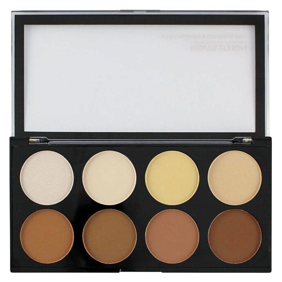 Makeup Revolution Iconic Lights & Contour Pro 13g