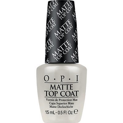 OPI Matte Top Coat 15 ml