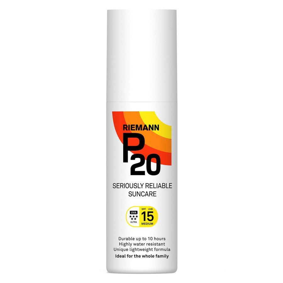 Riemann P20 Spray SPF15 100 ml ((Pumpsprayflaska)