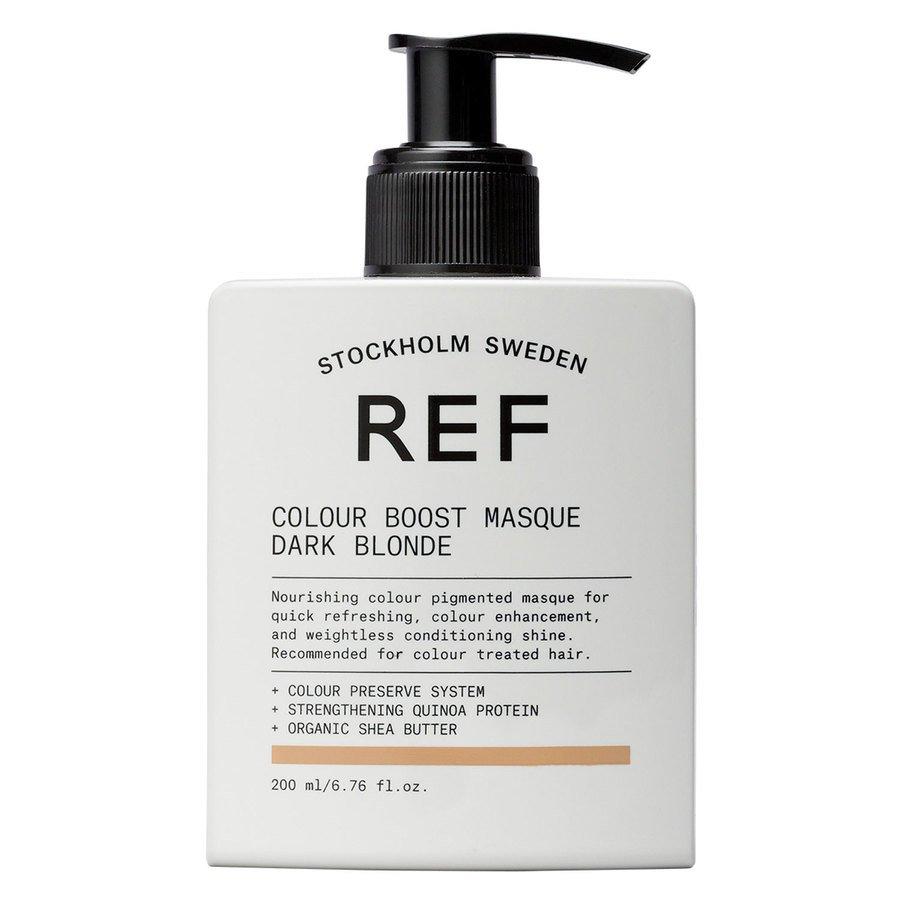 REF Colour Boost Masque Dark Blonde 200 ml