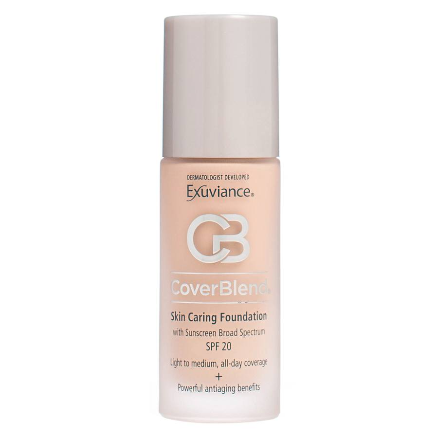 Exuviance CoverBlend Skin Caring Foundation SPF20 Bisque 30ml