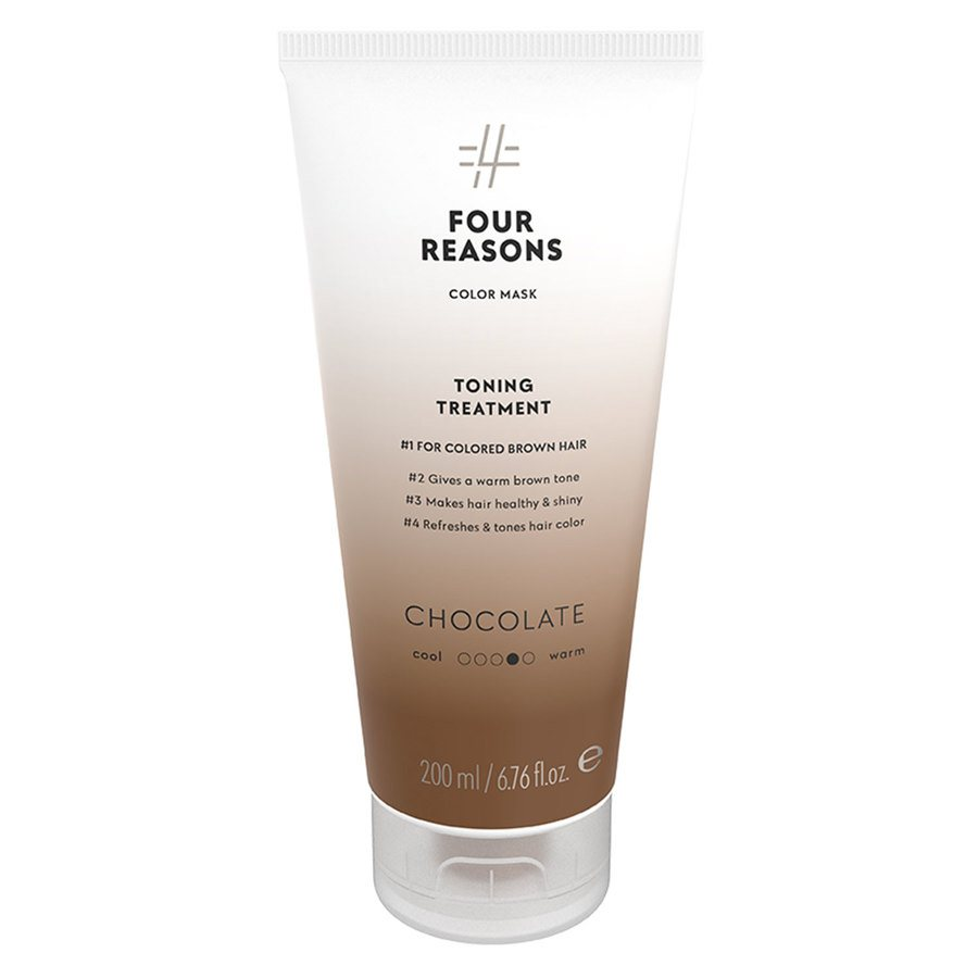 Four Reasons Color Mask Toning Treatment Chocolate 200 ml