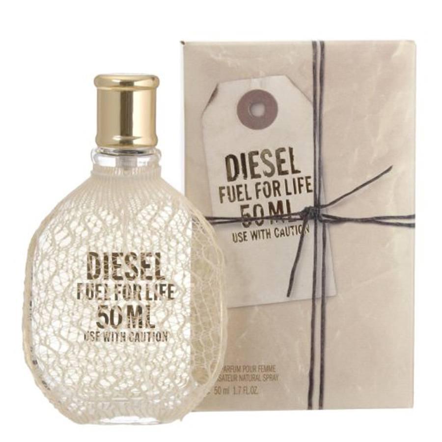 Diesel Fuel for Life She Eau De Perfum 50 ml