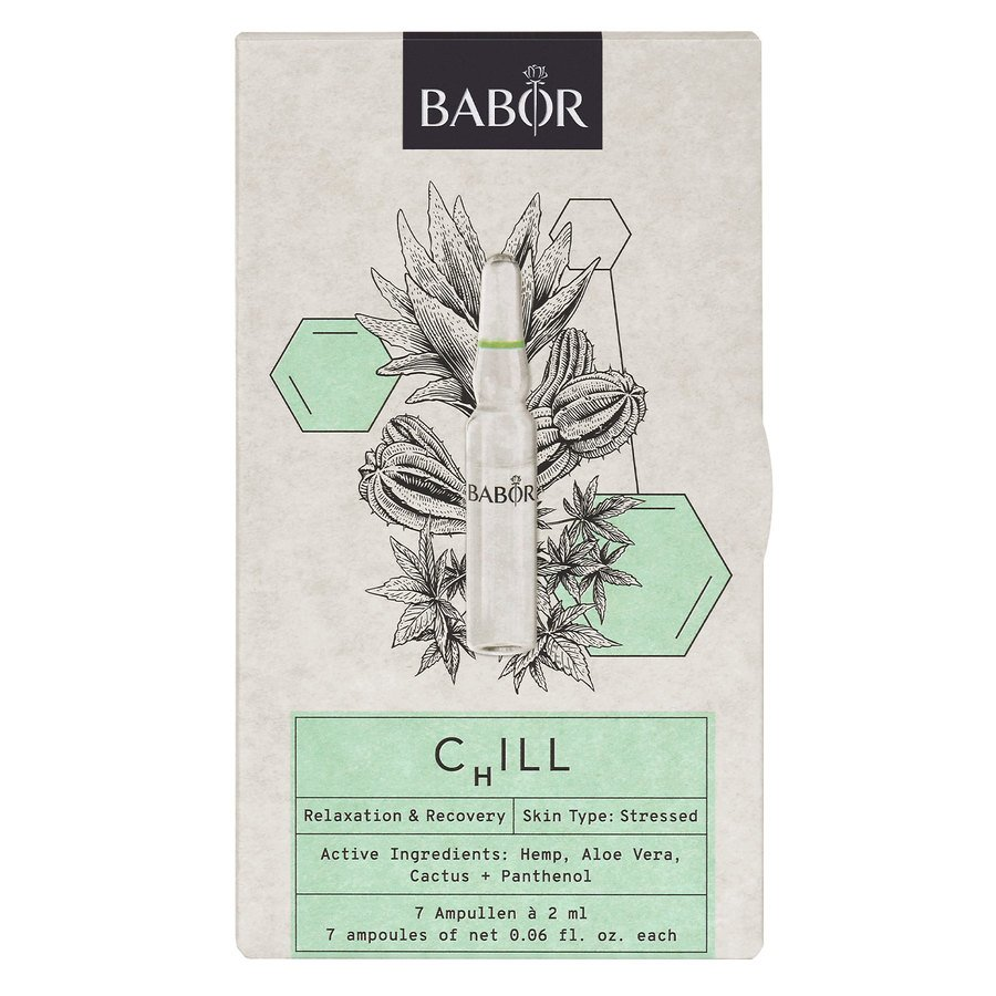 Babor Ampoule Promotion Chill 7 x 2 ml