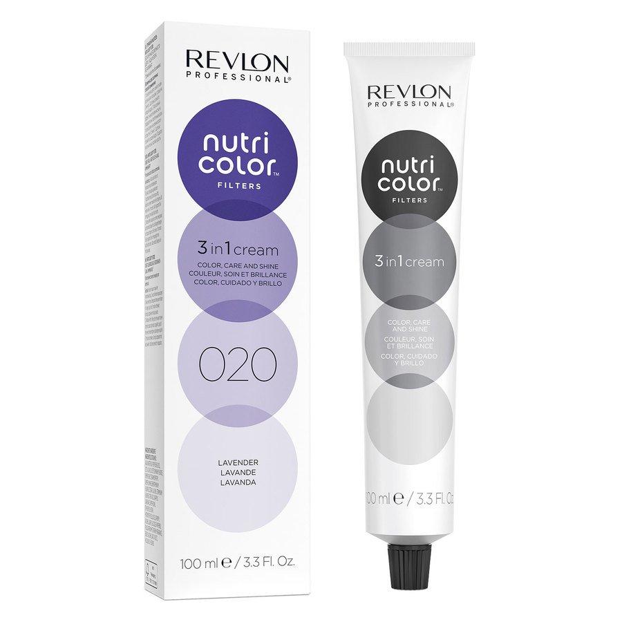 Revlon Professional Nutri Color Filters 020 100 ml