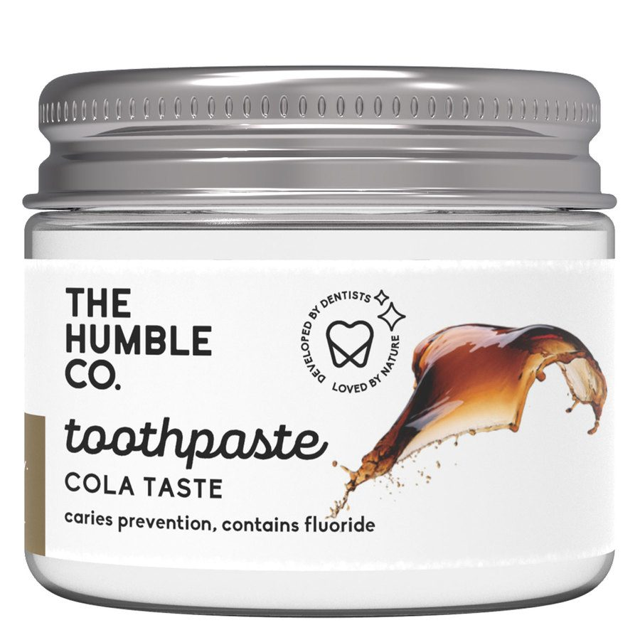 The Humble Co Humble Natural Toothpaste In Jar Coca Cola 50 ml