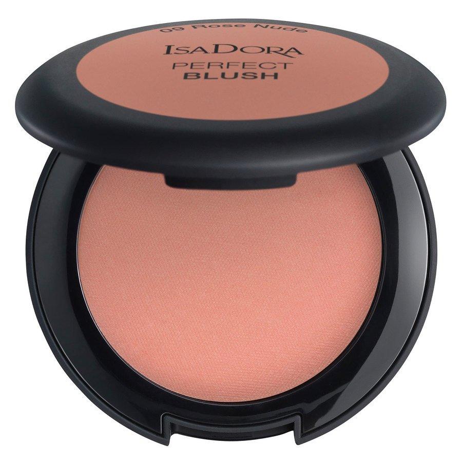 IsaDora Perfect Blush 09 Rose Nude 4,5 g