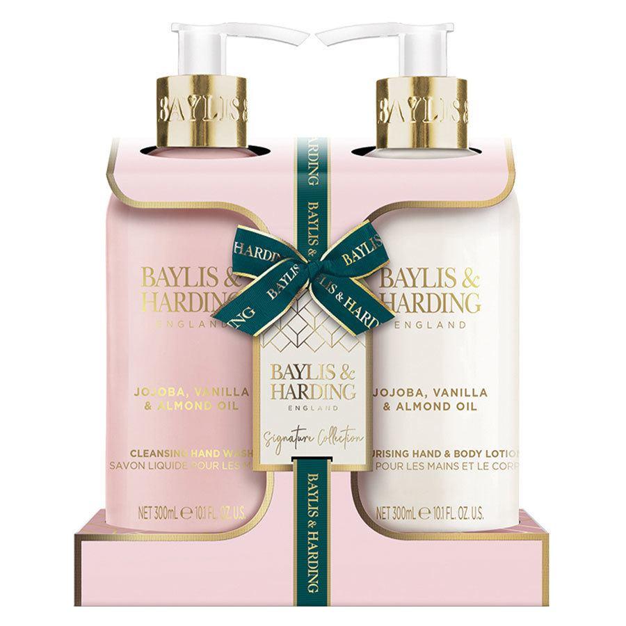 Baylis & Harding Jojoba, Vanilla & Almond Oil 2 Bottle Set