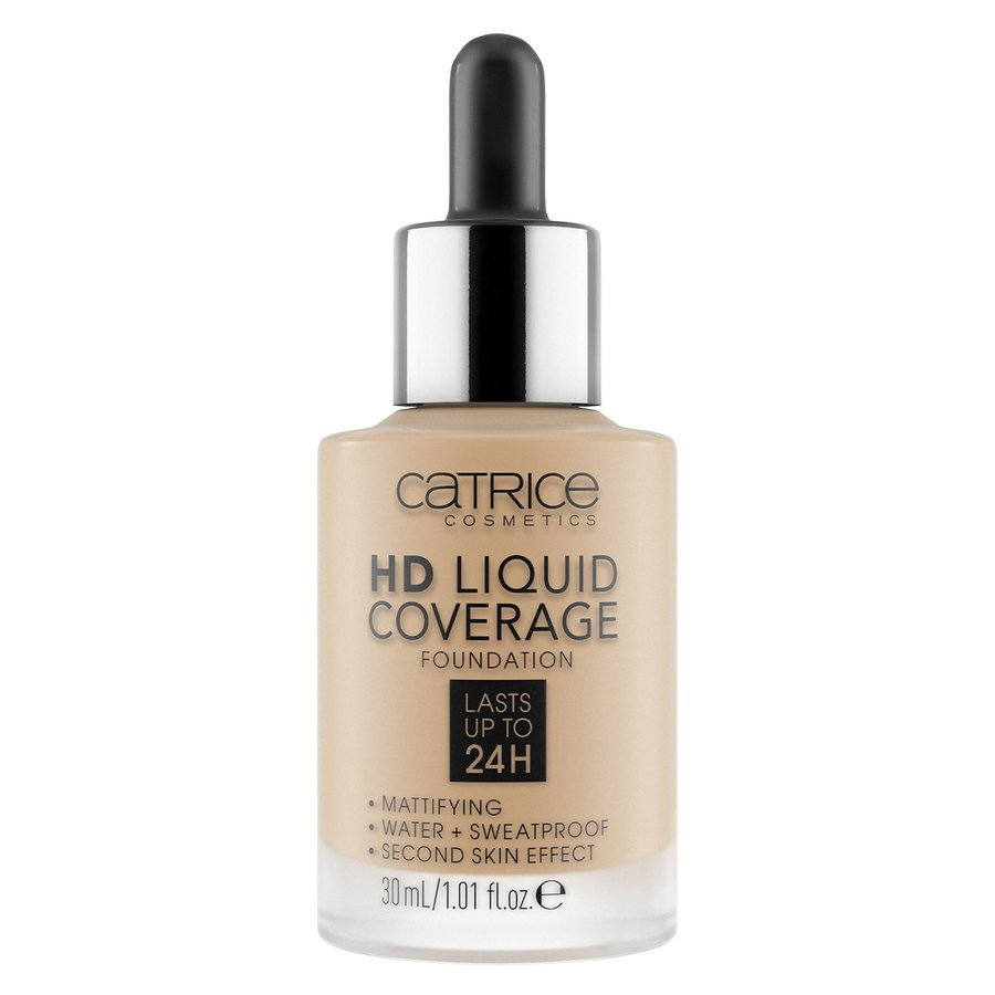 Catrice HD Liquid Coverage Foundation 044 Deeply Rose 30 ml