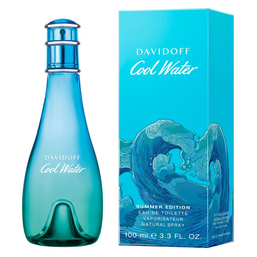 Davidoff Cool Water Woman Pacific Summer Eau De Toilette 100 ml