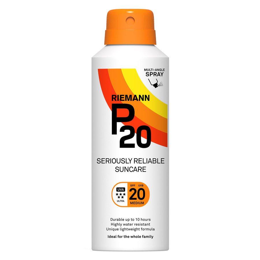 Riemann P20 Continuous Spray SPF20 150 ml (Aerosolspray)