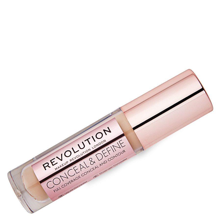 Makeup Revolution Conceal And Define Concealer C8  4g