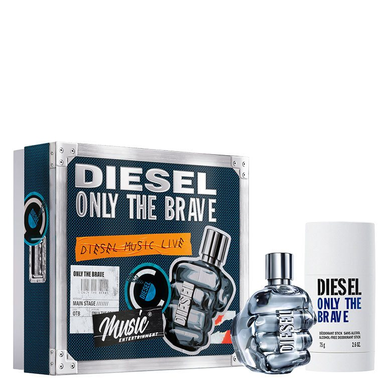 Diesel Only The Brave Christmas Set 2 st
