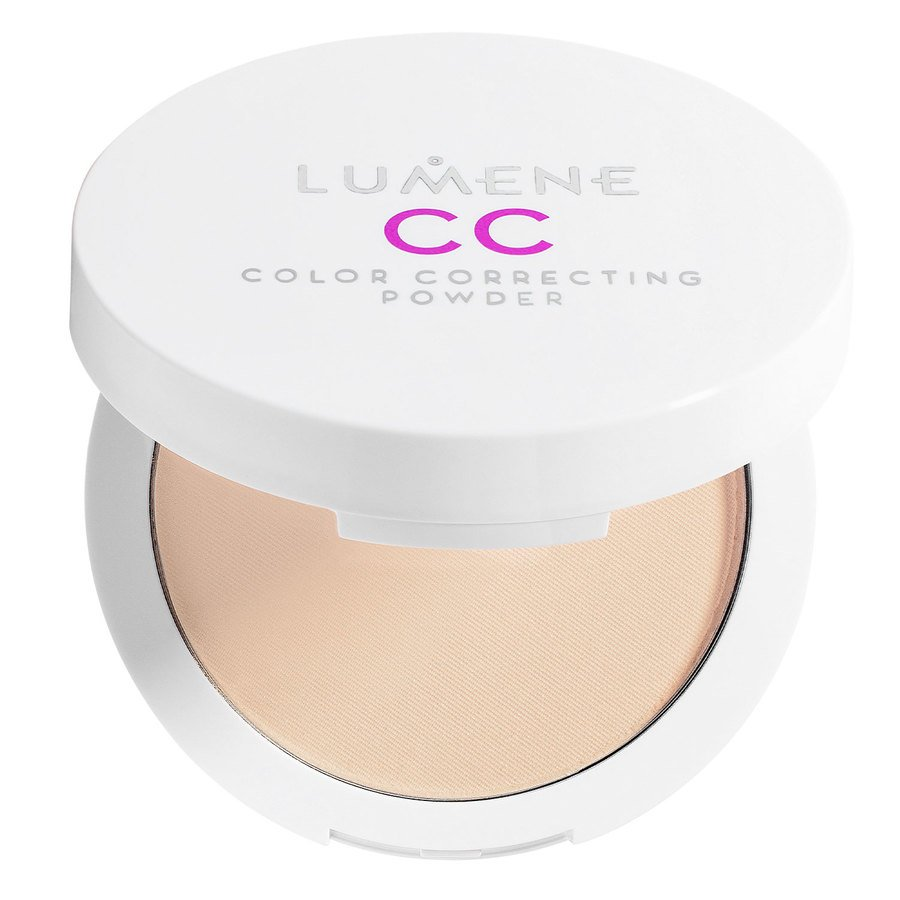 Lumene CC Color Correcting Powder Medium/Dark 10 g