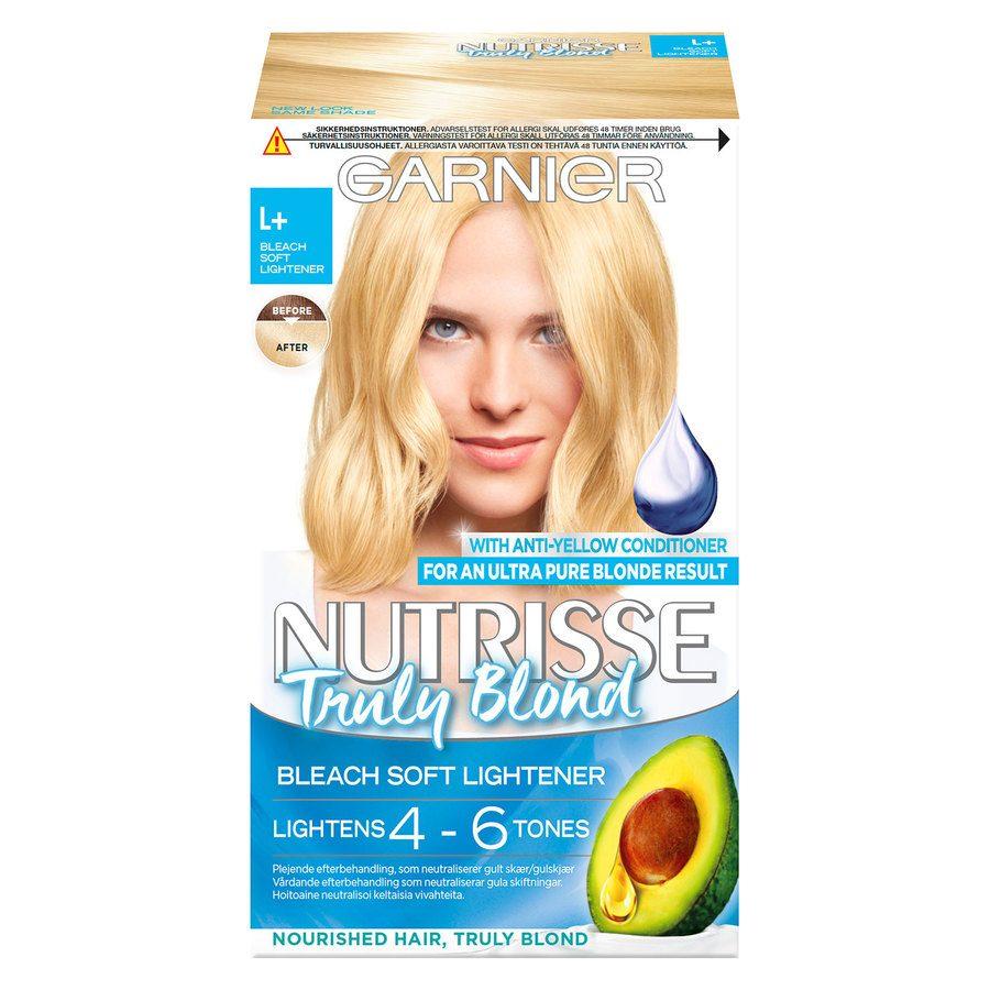 Garnier Nutrisse Truly Blond L+