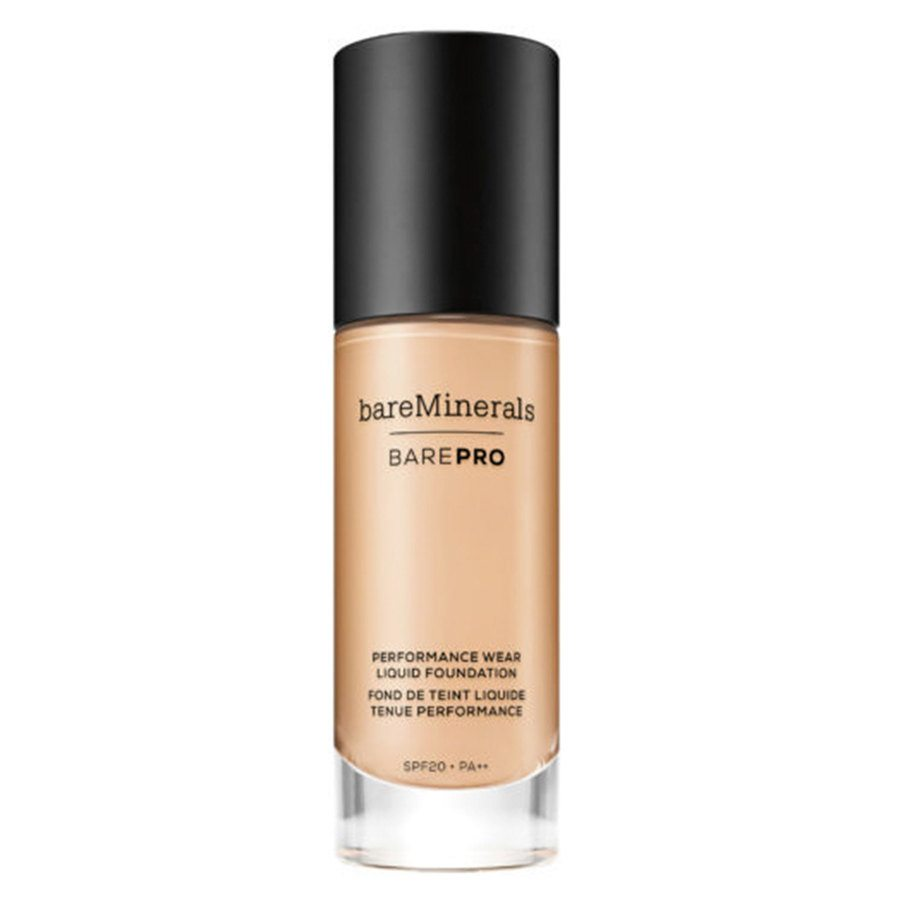 BareMinerals barePro Performance Wear Liquid Foundation SPF20 #02 Ivory 30ml