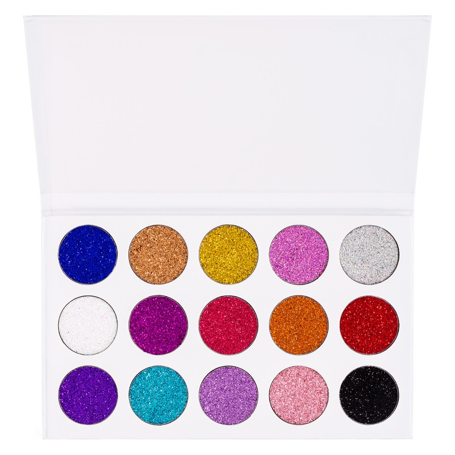Mermaid Salon Sparkle Factory Glitter Pallette