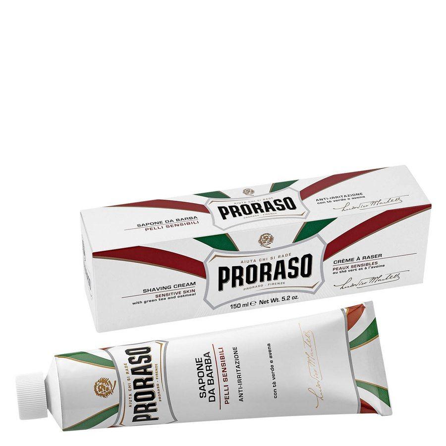 Proraso Shaving Soap Green Tea And Oatmeal Extract 150 ml