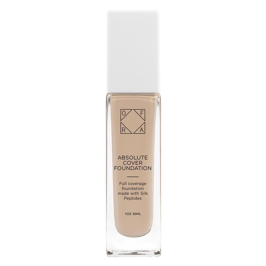 Ofra Absolute Cover Silk Foundation #01 30 ml