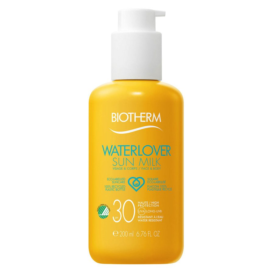 Biotherm Water Lover Sun Milk 30 200 ml