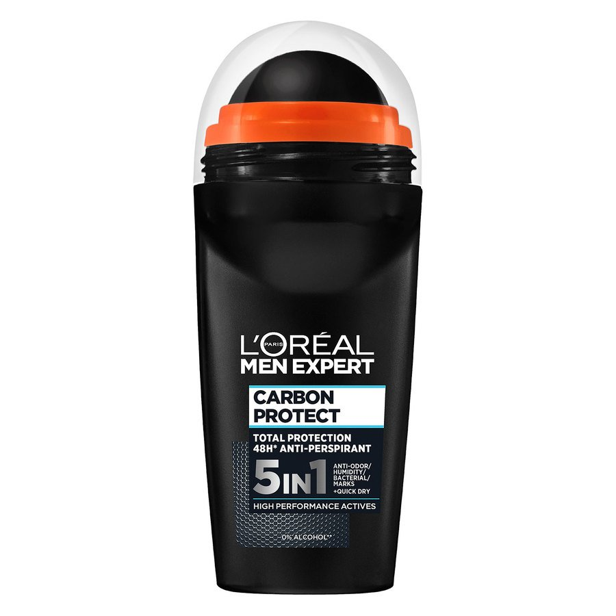 L'Oréal Paris Men Expert Deo Roll-On Carbon Protect 50 ml