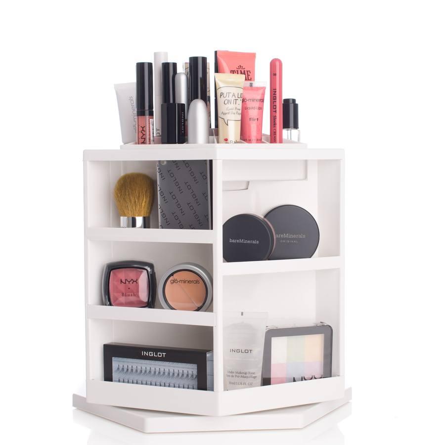 Shelas Versatile Rotating Cosmetic Organizer Vit