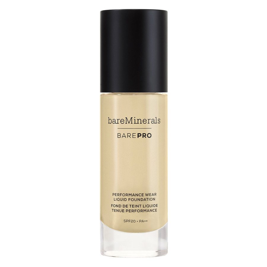 Bare Minerals BarePro Performance Wear Liquid Foundation SPF20 Warm Light 07 30 ml