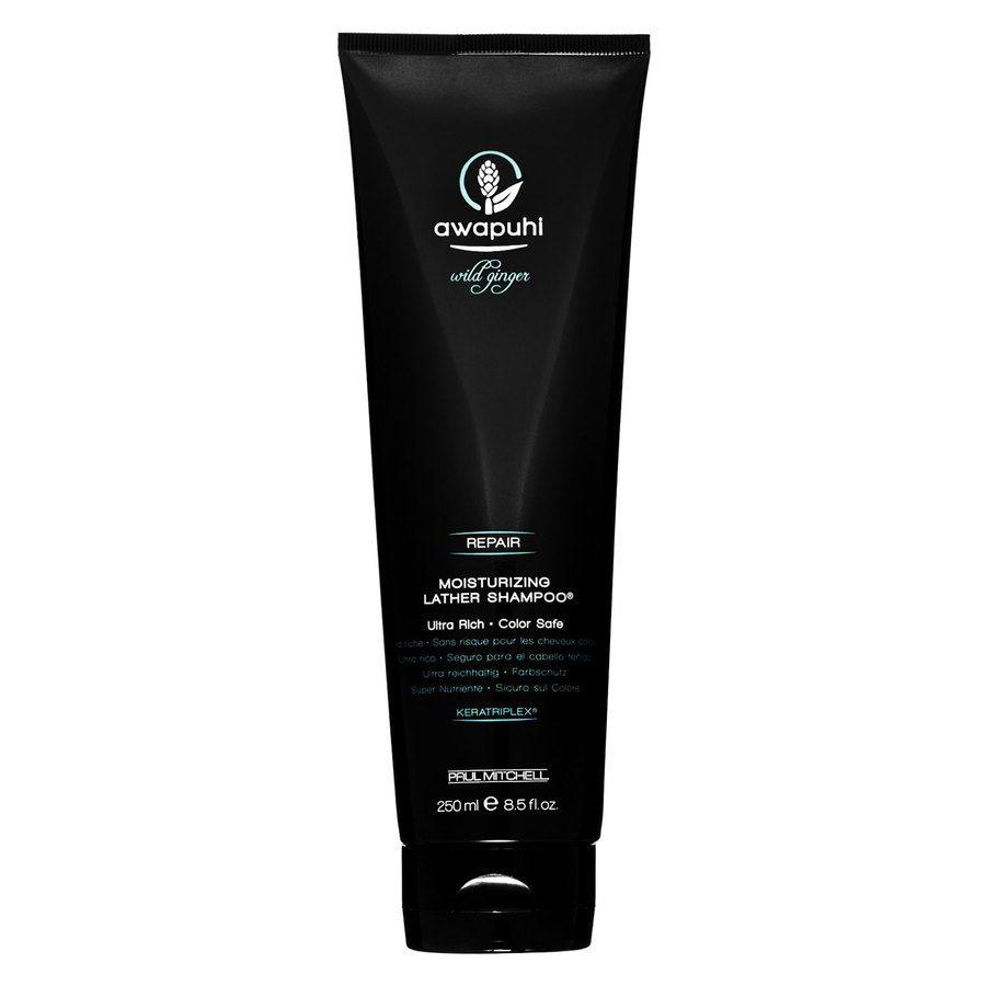 Paul Mitchell Awapuhi Wild Ginger -Moisturizing Lather Shampoo 250 ml