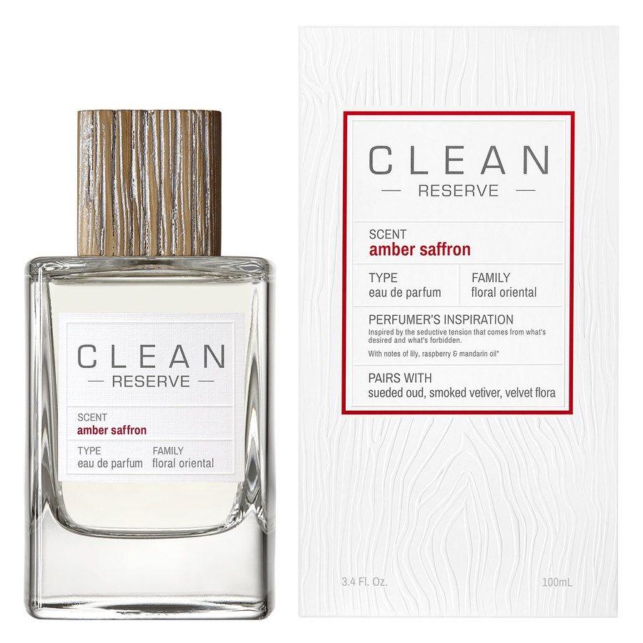 Clean Reserve Amber Saffron Eau De Parfum 100ml