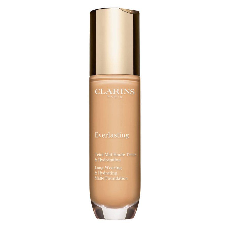 Clarins Everlasting Foundation #106 Vanilla 30 ml