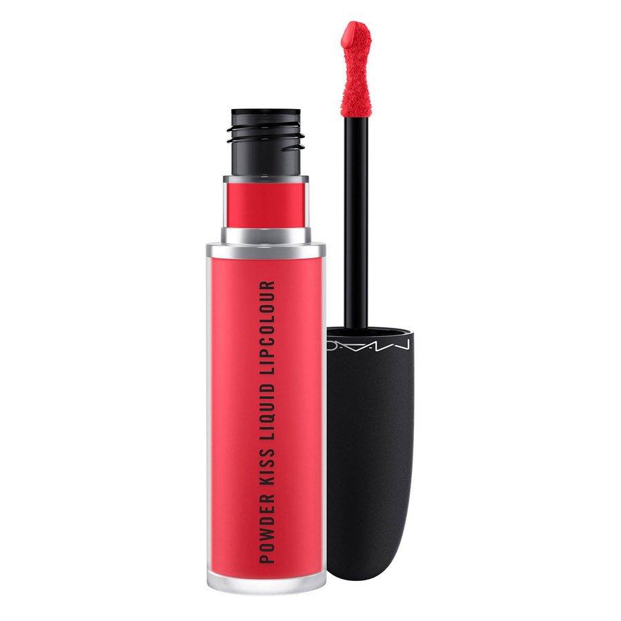 MAC Cosmetics Powder Kiss Liquid Lipcolour Escandalo! 5 ml