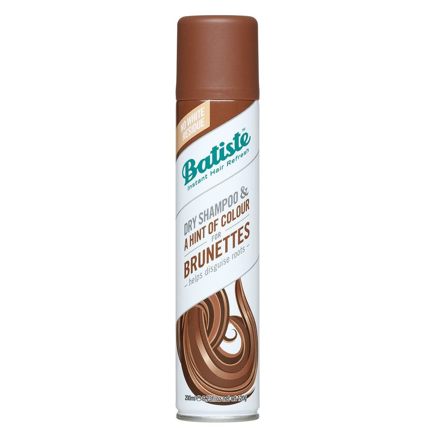 Batiste Dry Shampoo Plus Beautiful Brunette 200 ml
