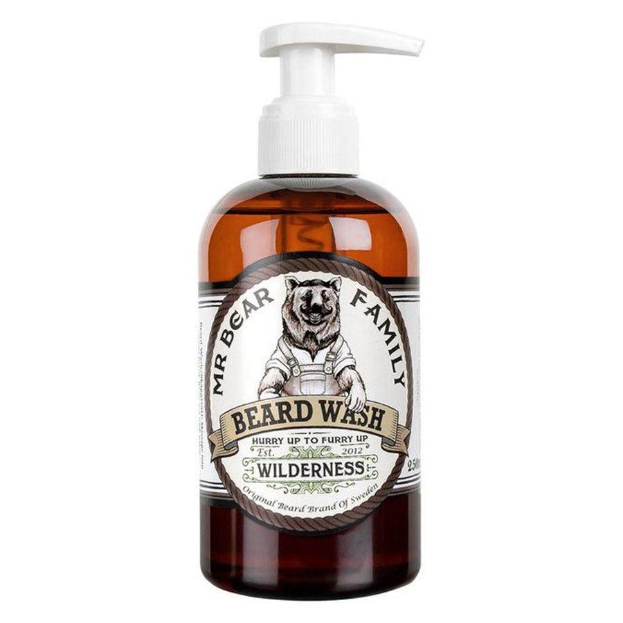 Mr Bear Family Beard Wash Wilderness 250 ml