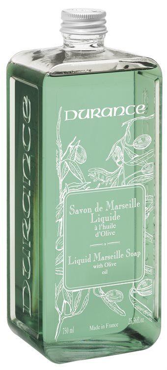 Durance Liquid Marseille Soap Olive 750ml