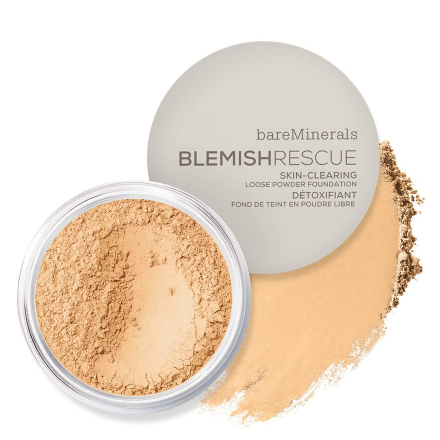 BareMinerals Blemish Rescue Skin Clearing Loose Powder Foundation Light 2W 6g