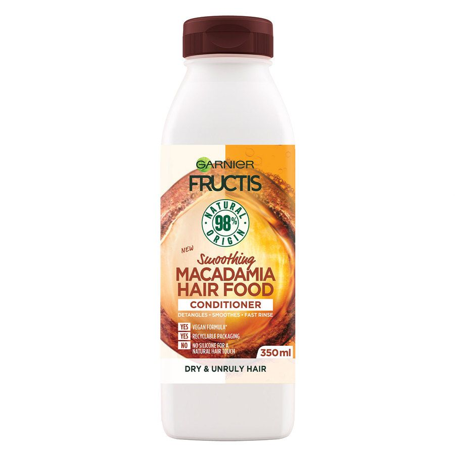 Garnier Fructis Hair Food Conditioner Macadamia 350 ml