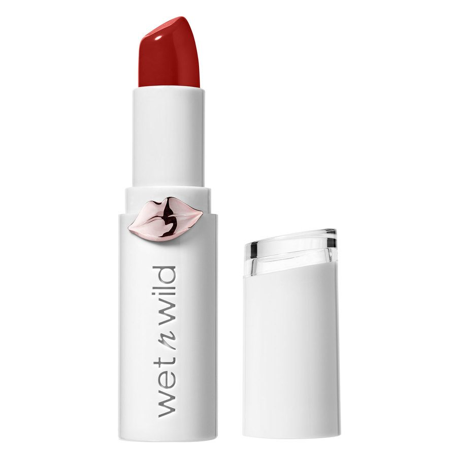 Wet 'n Wild MegaLast Lipstick Fire-Fighting (Shine Finish) 3,6 g