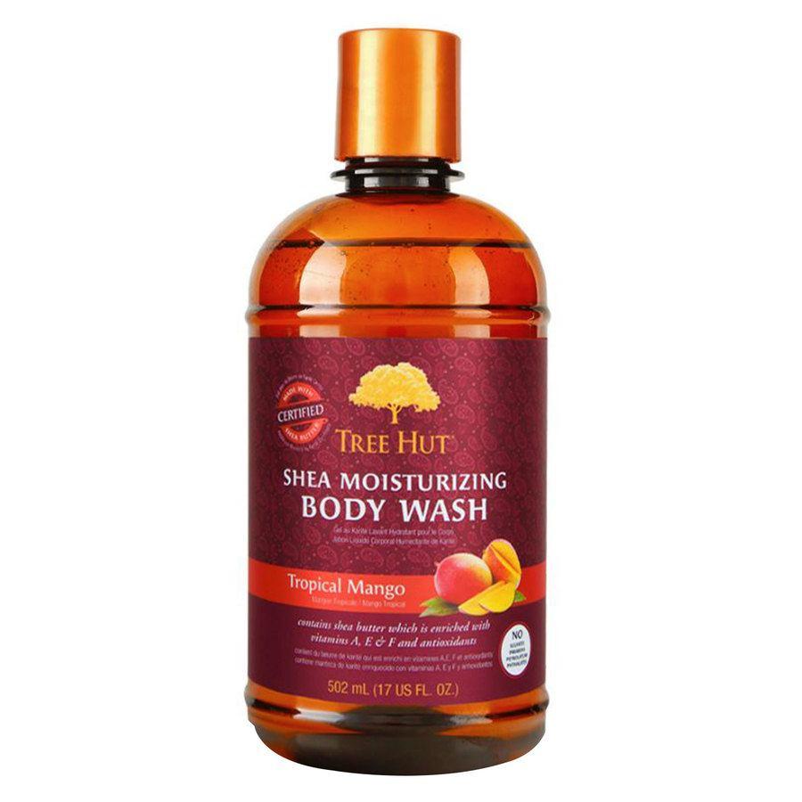 Tree Hut Shea Moisturizing Body Wash Tropical Mango 503 ml