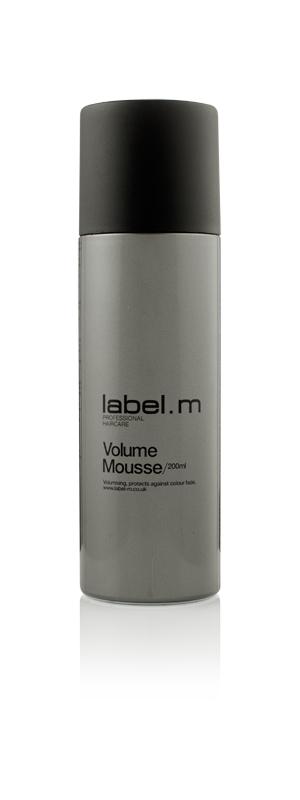 label.m Volume Mousse 200 ml