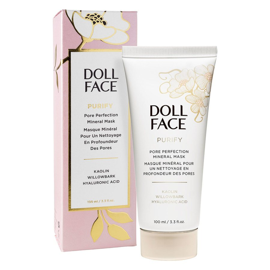 Doll Face Purify Pore Perfecting Mineral Mask 100 ml