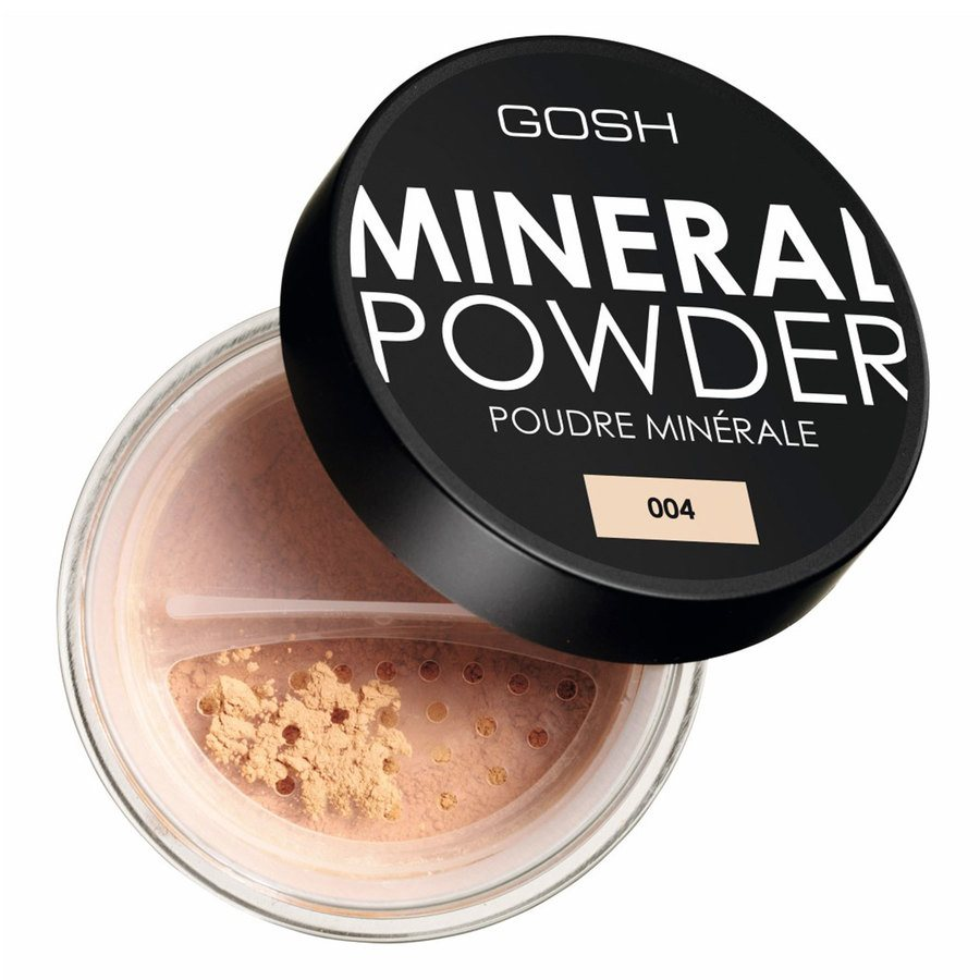GOSH Mineral Powder #004 Natural 8 g